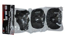 3-PC PROTECTOR SET  LITTLE BLACK A0507-S