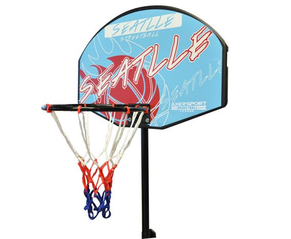 ADJUSTABLE BASKETBALL STAND SEATLLE