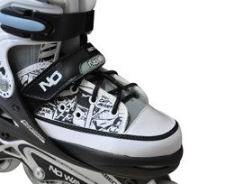 ADJUSTABLE INLINE SKATES  DYNAMIC
