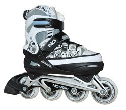 ADJUSTABLE INLINE SKATES  DYNAMIC A2736-L