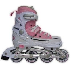 ADJUSTABLE INLINE SKATES  MONIA A0454-S