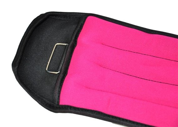ANKLE WEIGHTS WITH VELCRO 2 x 1 KG