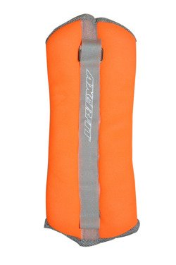 ANKLE WEIGHTS WITH VELCRO ORANGE 2x2 KG AXER SPORT