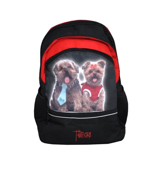 BACKPACK 20L DOGS II