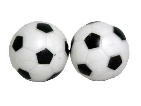 BALLS SET FOR SOCCER TABLE 0,31CM AXER SPORT