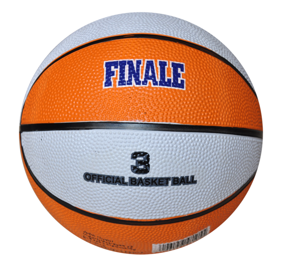 BASKETBALL SIZE 3 FINALE