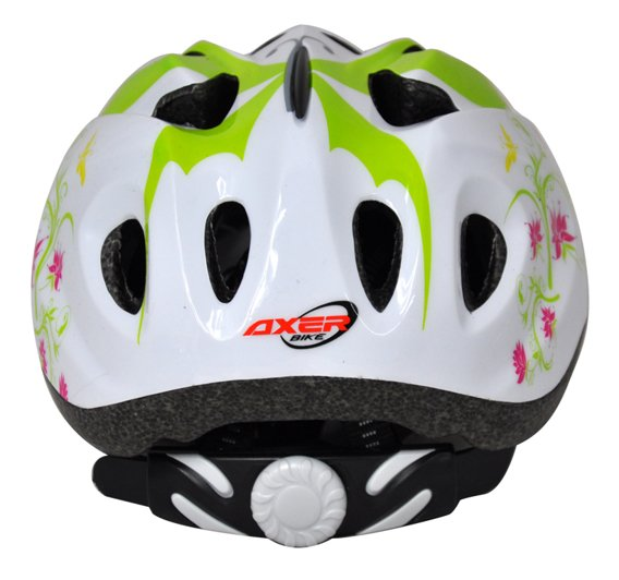 BICYCLE HELMET COOL PINK RAINBOW