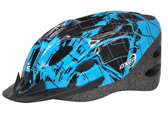 BICYCLE HELMET COOPER BLUE