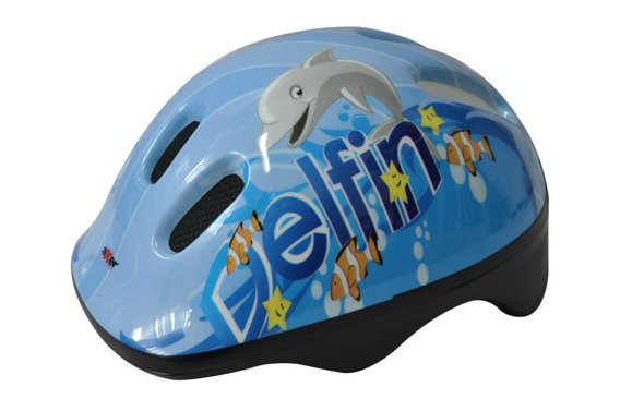 BICYCLE HELMET HAPPY DELFIN
