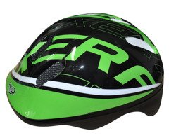 BICYCLE HELMET HAPPY GREEN