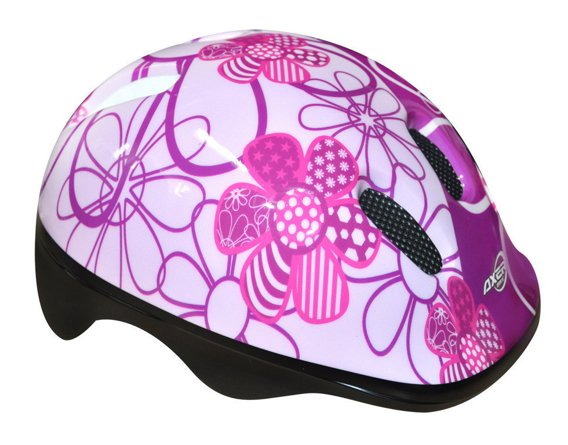 BICYCLE HELMET HAPPY LILY