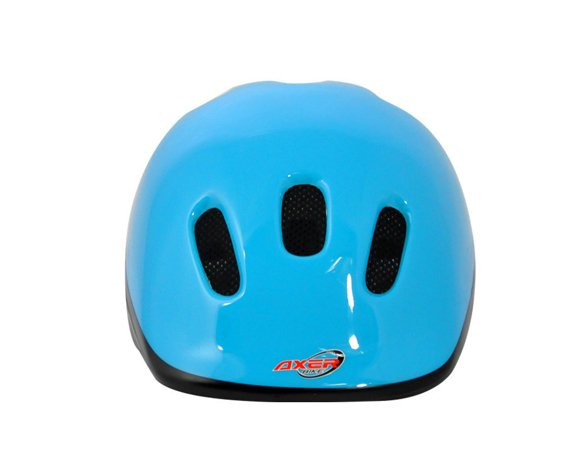 BICYCLE HELMET HAPPY REFLEX BLUE