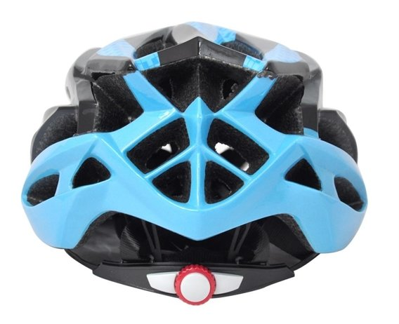 BICYCLE HELMET IGUAN BLUE/BLACK