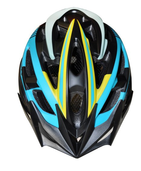 BICYCLE HELMET LIBERTY YELLOW