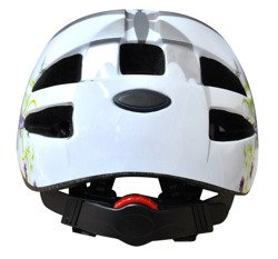 BICYCLE HELMET MARCEL WHITE