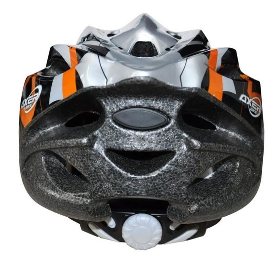 BICYCLE HELMET VOYAGER SHINY ORANGE