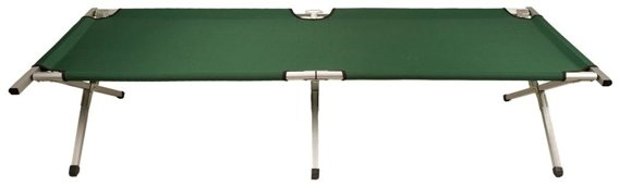 CAMPING BED 200 x 68 x 43 cm