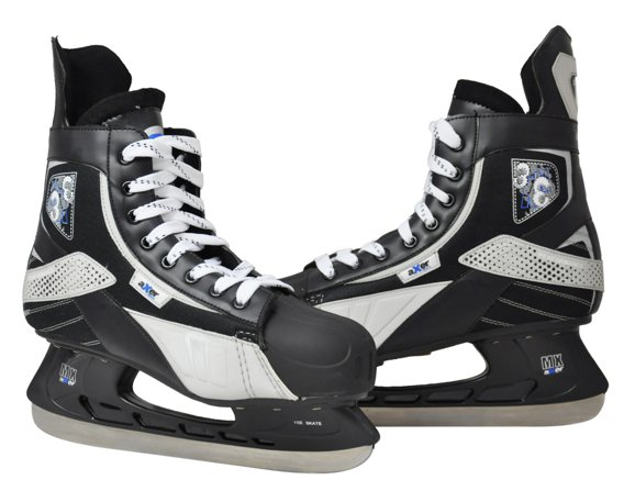 HOCKEY ICE SKATES DREAM -  BLUE