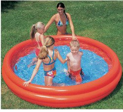 INFLATABLE PADDLING POOL 183 x 33cm