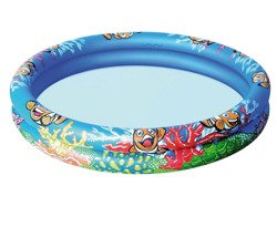 INFLATABLE PADDLING POOL PLAY 282L