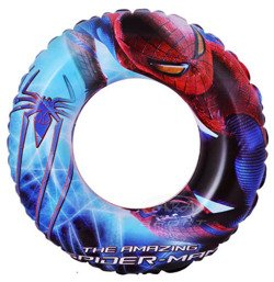 INFLATABLE SWIM RING SPIDERMAN