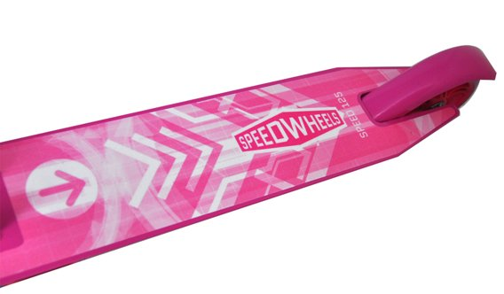 KICK SCOOTER SPEED WHEELS PINK