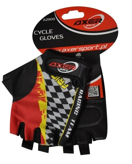 KIDS CYCLE GLOVES AXER BIKE
