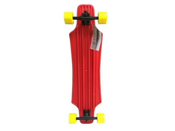 LONGBOARD TRIXX RED