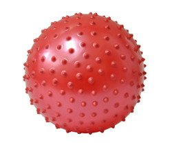 MASSAGE BALL WITH PROJECTIONS 22 CM AXER SPORT