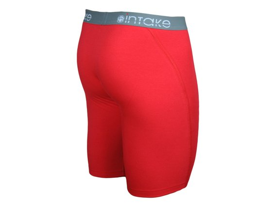 MENS SPORT SHORTS RED