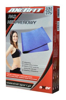 NEOPRENE BELT AXERFIT