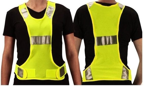 REFLECTION VEST SPORT XL/XXL