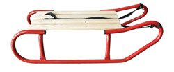 REINFORCED METAL SLEDGES ANTOS RED