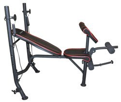 TRAINING WEIGHT BENCH REGANT