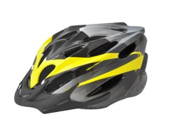 BICYCLE HELMET VOYAGER SHINY YELLOW