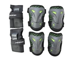 PROTECTIVE PAD SET GREEN