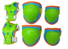 PROTECTIVE PAD SET JUNIOR