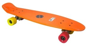 SKATEBOARD ORLANDO ORANGE 27' (68X19CM)