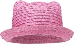 STRAW HAT JUNIOR PINK