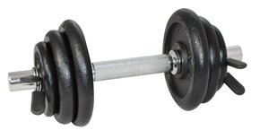 WEIGHT LIFTING SET 10 KG